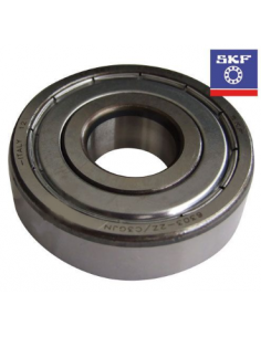 Bearing 6303ZZ SKF 17x47x14mm