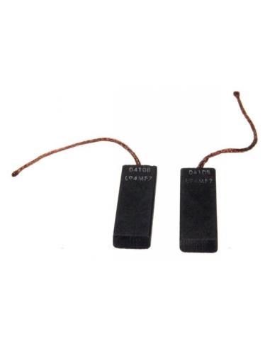 Carbon Brushes 13.5x5x35mm 2 pcs