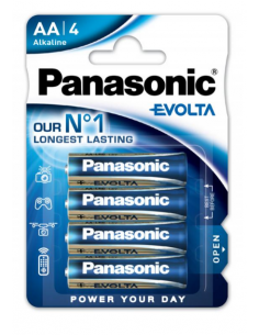 Battery AA, Panasonic...