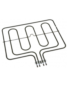Oven Top Heating Element 2600W (1400W+1200W) 400x390mm VESTEL, 32017631