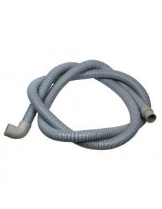 Drain hose, 2.5m (1-corner,...