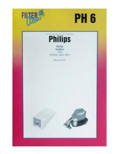 Vacuum cleaner bag PH6 4...