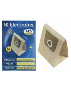 Vacuum cleaner bag ELECTROLUX E42N 5 pcs. + 1 Filter, 9001955781