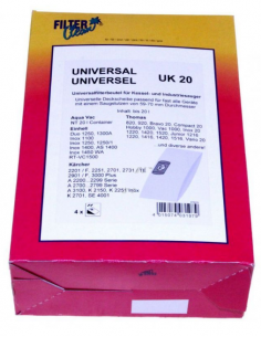 Universal Vacuum Cleaner Bag Set UK20 4 pcs
