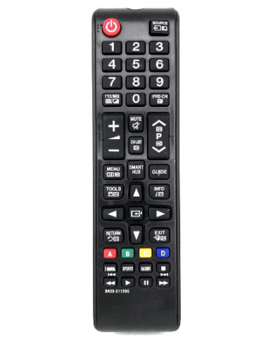 Samsung Tm1240a Remote Control 1240a 44 3 0v Bn59 01199g