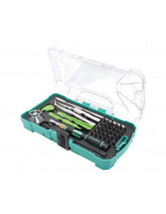Screwdriver set Non-Slip...