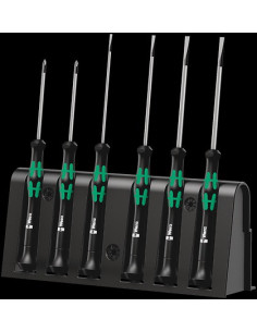 2035/6 A Screwdriver set...