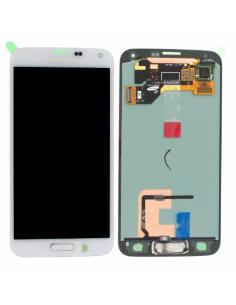 SAMSUNG GALAXY S5  G900F LCD Display Module, White, GH97-15959A