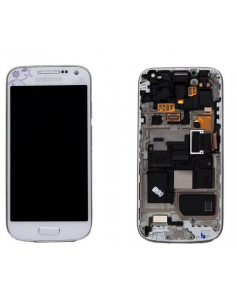 SAMSUNG GALAXY S4 MINI I9195 LCD Display Module, White, GH97-15541B