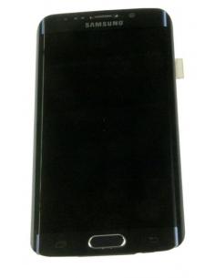 SAMSUNG GALAXY S6 EDGE G925F LCD Display Module, Black, GH97-17162A