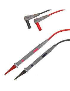 Test Leads with 2 mm probe...