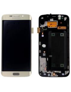 SAMSUNG GALAXY S6 EDGE G925F LCD Display Module, Gold, GH97-17162C