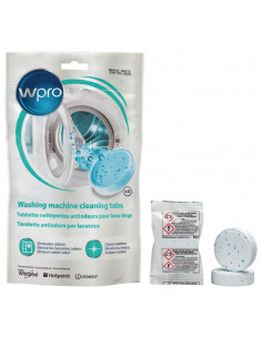 Cleaning Tablets for Washing Machine, 3 pcs.