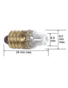 Lamp (Bulb) E10, 1.2V, 0.26W