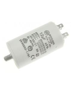 Motor starting capacitor...