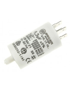6.3uF 450V Motor starting capacitor, DUCATI 416171064