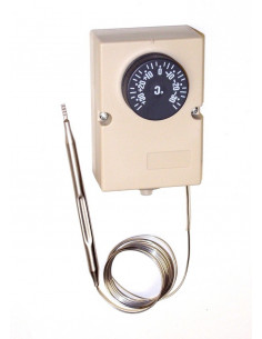 Thermostat With Case and Tube PRODIGY F2000 -35°C...+35°C
