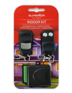 Indoor kit gate receiver +...