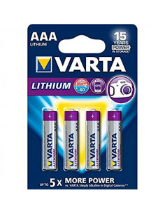 Lithium Battery VARTA LR03...