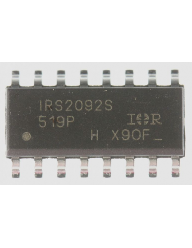 Amplifier IC IRS2092, PHILIPS 996580000808