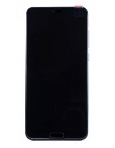 HUAWEI P20 DUAL SIM LCD Display Module, Black, 02351WKF