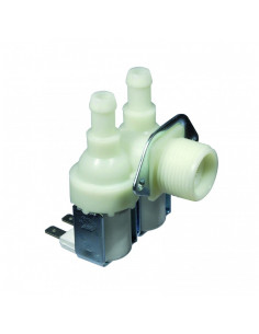 Inlet Valve, double, 90°, 12mm
