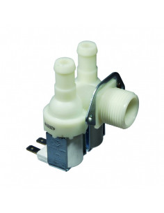 Inlet Valve, double, 90°, 14mm