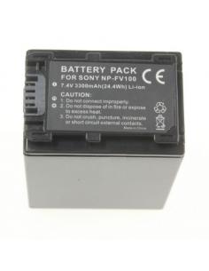 Sony NP-FV100 akumulators...