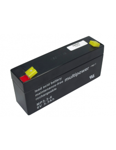 Lead acid battery 6V 3.3Ah,...