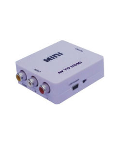 Mini AV To HDMI Converter