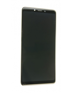 SAMSUNG GALAXY A9 A920F LCD Display Module, Black, GH82-18308A