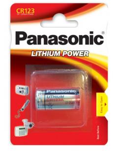 PANASONIC CR123 Lithium...