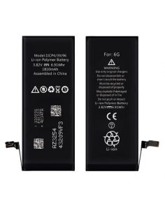 iPhone 6 A1586 replacement battery 3.82V 1810mAh, alternative
