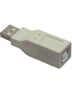 Adapter USB A plug - USB B...