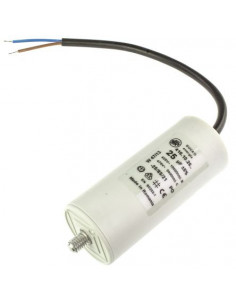 25uF 450V Motor Run Capacitor With Cable 250mm DUCATI 416172514