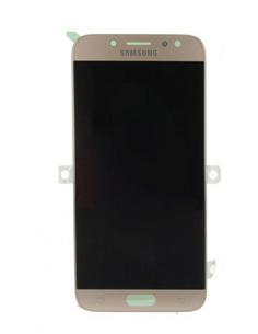 SAMSUNG GALAXY A7 A720F 2017 LCD Display Module, Gold, GH97-19723B