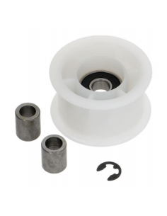 Jokey Pulley Replacement Kit For BAUKNECHT, WHIRLPOOL, 484000008521