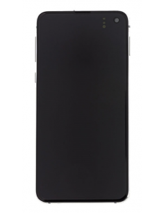 SAMSUNG GALAXY S10E G970F LCD Display Module, White,GH82-18852B