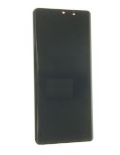 HUAWEI P30 PRO 2019 LCD Экран с Тачскрином и Cтеклом, Черный, 02352PBT