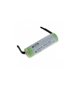 Akumulators skuveklim un zobu birstei BRAUN, PHILIPS 1.2V 2500mAh