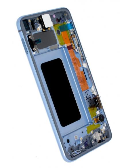 SAMSUNG GALAXY S10E G970F LCD Display Module, Blue, GH82-18852C