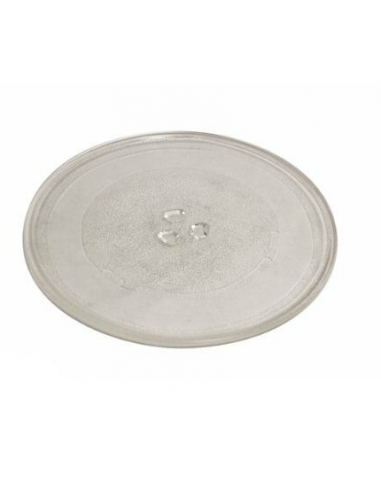 Microwave Oven Glass Plate 255mm SHARP, 262100500004