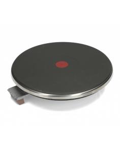 Hot Plate Heating Element 2600W 400V d220mm 8mm EGO, 18.22463.019