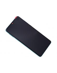 HUAWEI P30 2019 LCD Display Module + Battery, Aurora Blue, 02352NLN