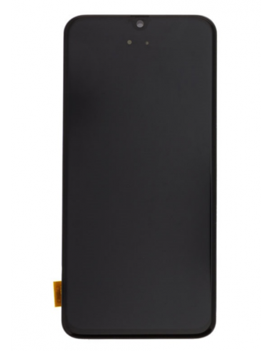 SAMSUNG GALAXY A40 A405 LCD Display Module, Black, GH82-19672A