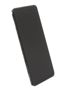 SAMSUNG GALAXY A10 A105F LCD экран с тачскрином и стеклом, черный, GH82-20322A