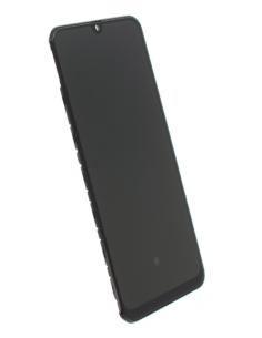 SAMSUNG GALAXY A50 A505F LCD displejs ar skārienekrānu, melns, GH82-19204A