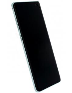 SAMSUNG GALAXY S10+ G975 LCD displejs ar skārienekrānu, zaļš, GH82-18849E