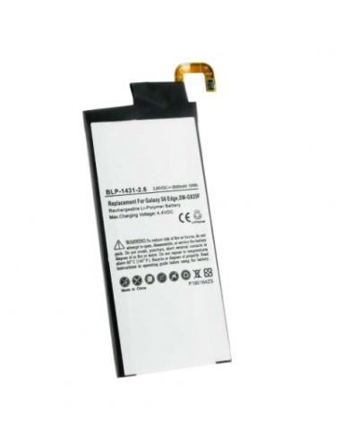 SAMSUNG GALAXY S6 EDGE G925F Replacement Battery Li-Ion 2500mAh 3.8V EB-BG925ABE, GH43-04420A alternative