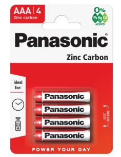 PANASONIC AAA R03 Zinc...